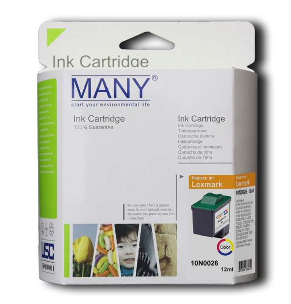 10N0026 Color High Cap. Original Ink Cartridge