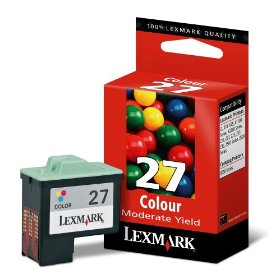 10N0227 Color Low Cap. Original Ink Cartridge