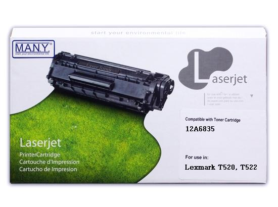 12A6835 Remanufactured Toner