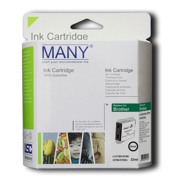 LC37BK Compatible Ink Cartridge Black