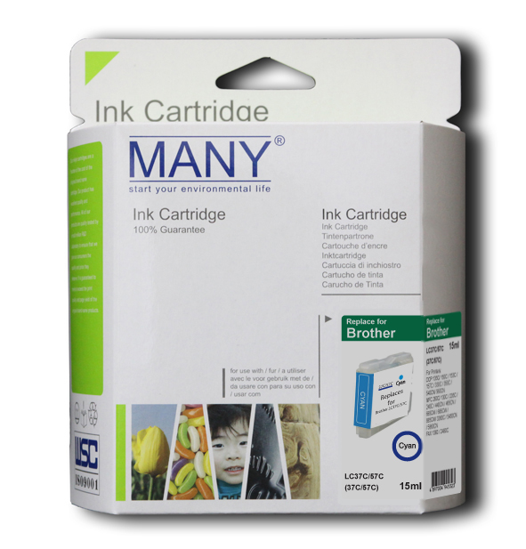 LC37C Compatible Ink Cartridge Blue